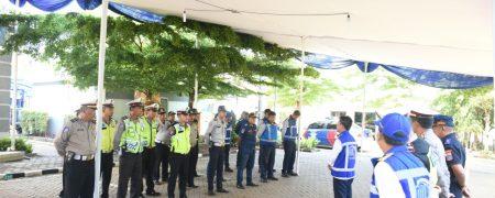 PT Marga Lingkar Jakarta melaksanakan Kegiatan Operasi Over Dimensions and Over Load (ODOL)