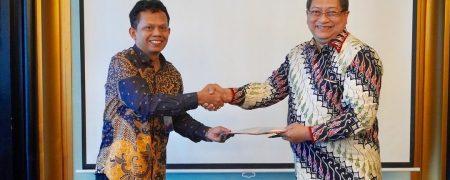 Serah Terima Jabatan Komisaris Independen PT Marga Lingkar Jakarta & Komisaris Utama PT Jasamarga Probolinggo Banyuwangi