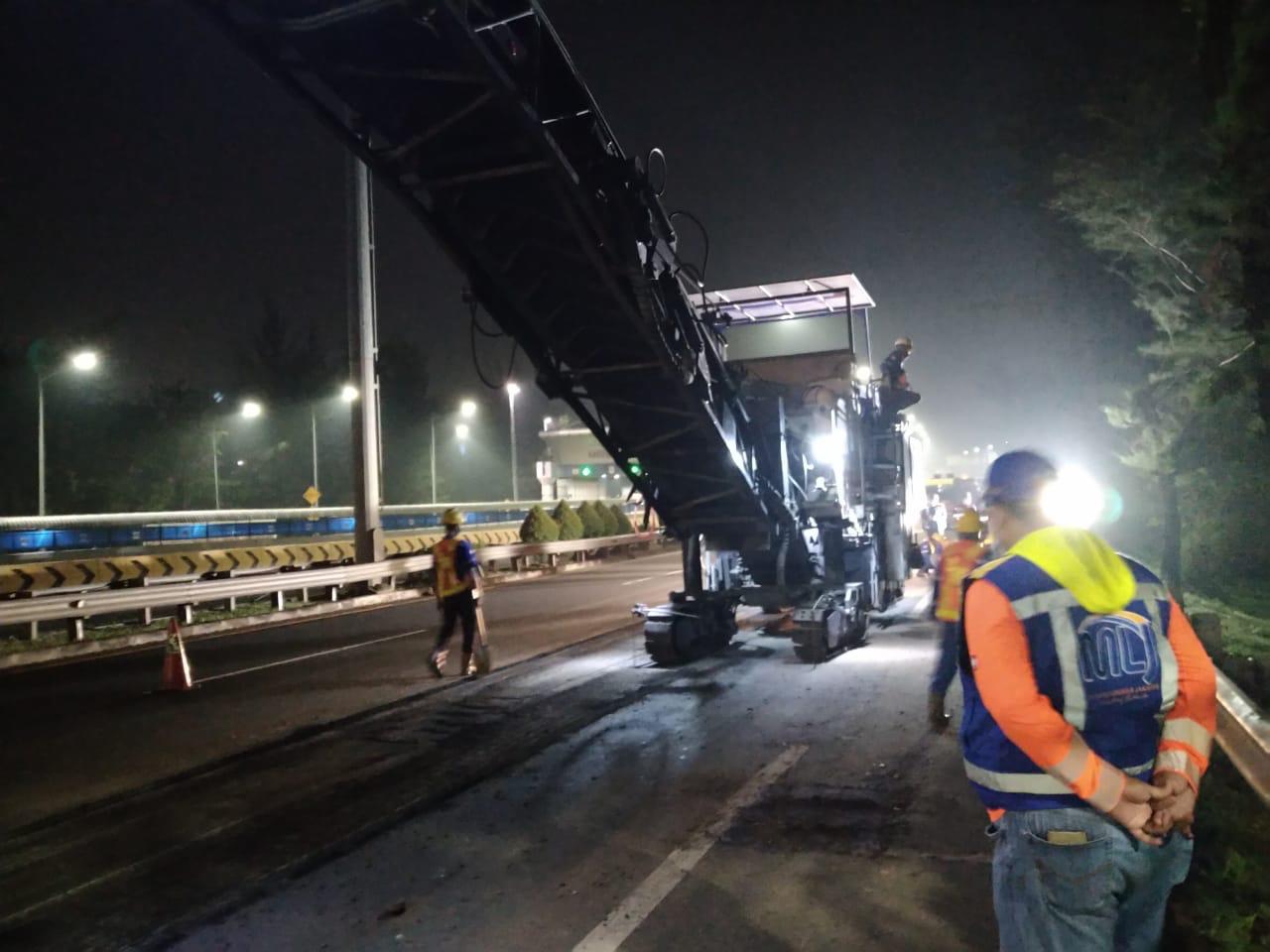 Press Release: Tingkatkan Kualitas Jalan, MLJ Lakukan Pekerjaan Pemeliharaan Periodik dan Rekonstruksi Jalan