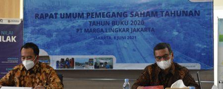 MLJ selenggarakan Rapat Umum Pemegang Saham Tahunan Tahun Buku 2020
